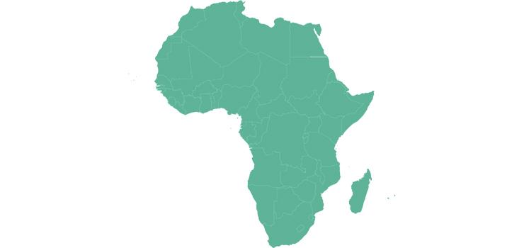 Afrika Kıtası'ndaki Ülkeler ve Başkentleri