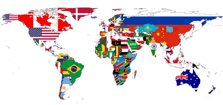 Ülkeler Ve Konuştukları Diller