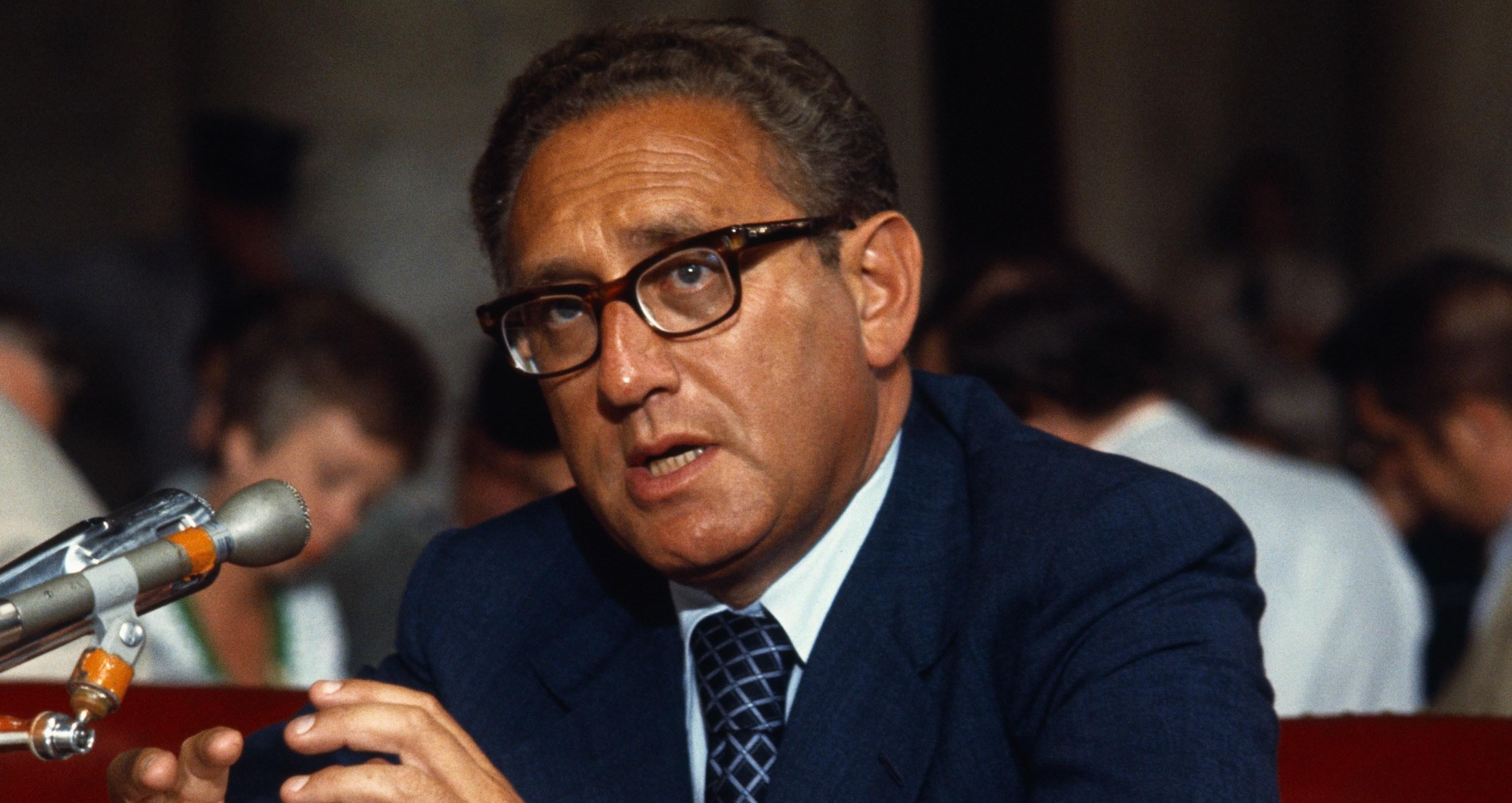 Henry Kissinger Kimdir