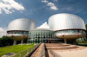 Avrupa İnsan Hakları Mahkemesi Binası