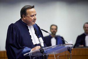Avrupa İnsan Hakları Mahkemesi Başkanı