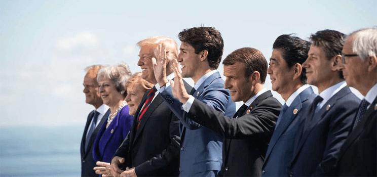 G7 2018 Zirvesi