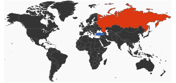 Türkiye - Rusya Askeri Güç Karşılaştırması